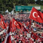 Statement of Supporting Turkey's Steadfastness in front of Challenges